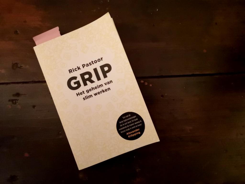 Rick Pastoor - Grip